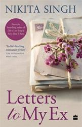 Letters to My Ex (ISBN: 9789352776580)
