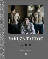 Yakuza Tattoo (ISBN: 9789188369215)