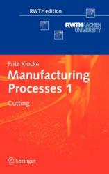 Manufacturing Processes 1 - Cutting (2010)
