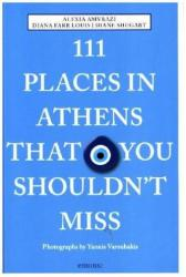 111 Places in Athens That You Shouldn't Miss (ISBN: 9783740803773)