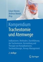 Kompendium Tracheotomie und Atemwege (ISBN: 9783662568231)