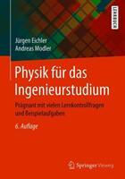 Physik fur das Ingenieurstudium (ISBN: 9783658226275)