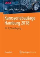 Karosseriebautage Hamburg 2018 - 16. ATZ-Fachtagung (ISBN: 9783658220372)