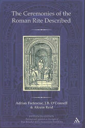 Ceremonies of the Roman Rite Described (2009)