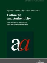 Culture (ISBN: 9783631732397)
