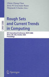 Rough Sets and Current Trends in Computing (2008)