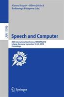 Speech and Computer (ISBN: 9783319995786)