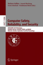 Computer Safety, Reliability, and Security (ISBN: 9783319992280)