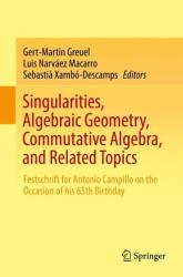 Singularities, Algebraic Geometry, Commutative Algebra, and Related Topics - Festschrift for Antonio Campillo on the Occasion of his 65th Birthday (ISBN: 9783319968261)