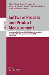 Software Process and Product Measurement (2009)