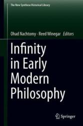 Infinity in Early Modern Philosophy (ISBN: 9783319945552)