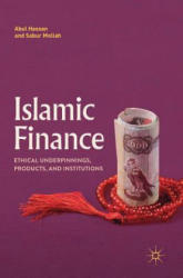 Islamic Finance: Ethical Underpinnings, Products, and Institutions (ISBN: 9783319912943)