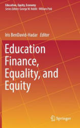 Education Finance, Equality, and Equity (ISBN: 9783319903873)