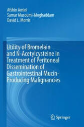 Utility of Bromelain and N-Acetylcysteine in Treatment of Peritoneal Dissemination of Gastrointestinal Mucin-Producing Malignancies - AFSHIN AMINI (ISBN: 9783319803777)