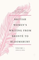 British Women's Writing from Bront (ISBN: 9783319782256)