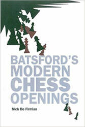 Batsford's Modern Chess Openings (2009)