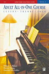 Alfred's Basic Adult All-in-One Piano Course (1995) (1995)