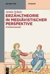 Erzhltheorie in medivistischer Perspektive (ISBN: 9783110400144)
