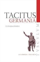 Germania - Tacitus, Alfons Städele, Gerhard Fink (ISBN: 9783050052700)