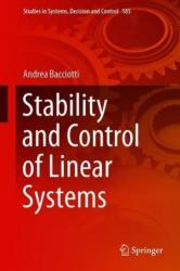 Stability and Control of Linear Systems (ISBN: 9783030024048)