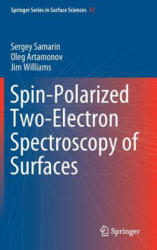 Spin-Polarized Two-Electron Spectroscopy of Surfaces (ISBN: 9783030006556)