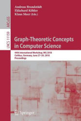 Graph-Theoretic Concepts in Computer Science (ISBN: 9783030002558)