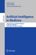 Artificial Intelligence in Medicine (2009)