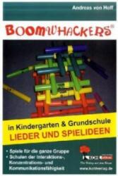 Boomwhackers, Lieder und Spielideen, m. CD-ROM - Andreas von Hoff (2009)