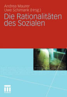 Rationalitaten Des Sozialen (2011)