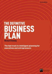 Definitive Business Plan - The Fast Track to Intelligent Planning for Executives and Entrepreneurs (2012)