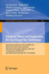 Database Theory and Application, Bio-Science and Bio-Technology (2011)