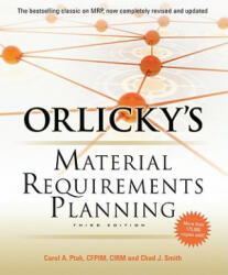 Orlicky's Material Requirements Planning (2011)