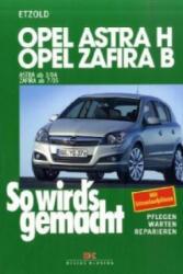 Opel Astra H, Opel Zafira B - Hans-Rüdiger Etzold (2005)