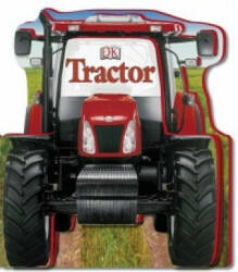 Tractor Shaped Board Book (2010)