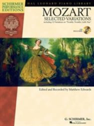 W. A. Mozart - Selected Variations (2010)
