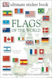 Flags of the World Ultimate Sticker Book - DK (2012)