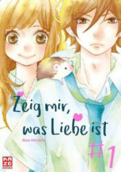 Zeig mir, was Liebe ist 01 (ISBN: 9782889219834)