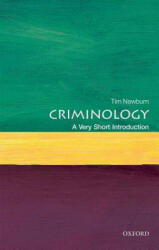 Criminology: A Very Short Introduction (ISBN: 9780199643257)