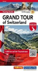 Grand Tour of Switzerland, Touring Guide (ISBN: 9783828308336)