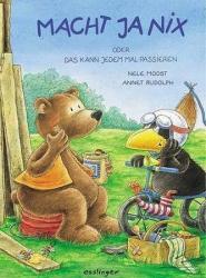 Der kleine Rabe Socke: Macht ja nix! (ISBN: 9783480203581)