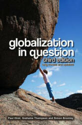 Globalization in Question - Hirst (ISBN: 9780745641522)