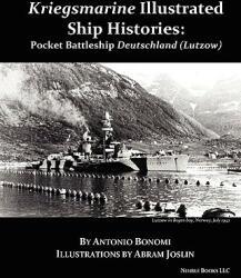 Pocket Battleship Deutschland (Lutzow) - Antonio Bonomi, Abram Joslin (ISBN: 9781934840696)
