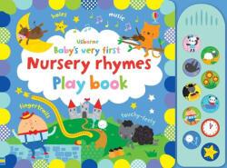 Baby's Very First Nursery Rhymes Playbook (ISBN: 9781474953566)