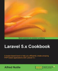 Laravel 5. x Cookbook (ISBN: 9781786462084)