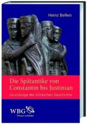 Die Sptantike von Constantin bis Justinian (ISBN: 9783534262724)