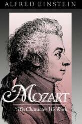 Alfred Einstein - Mozart - Alfred Einstein (ISBN: 9780195007329)