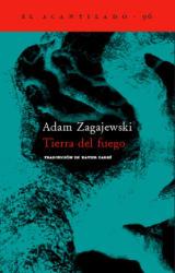 Tierra de fuego - Adam Zagajewski, Xavier Farré i Vidal (ISBN: 9788496136731)