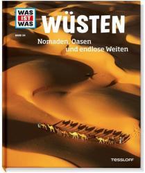 Wüsten - Alexandra Werdes (ISBN: 9783788620912)