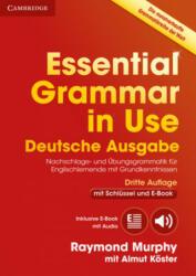 Essential Grammar in Use, Deutsche Ausgabe - Raymond Murphy, Almut Koester (ISBN: 9783125354036)