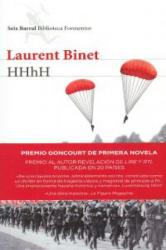 Laurent Binet, Adolfo García Ortega - HHhH - Laurent Binet, Adolfo García Ortega (ISBN: 9788432209321)